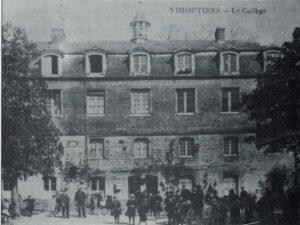 Historique - Ecole Notre Dame Vimoutiers - 03