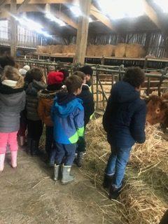 Visite à la ferme Gautard