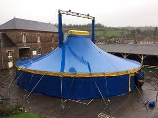 Le cirque est de retour en septembre !