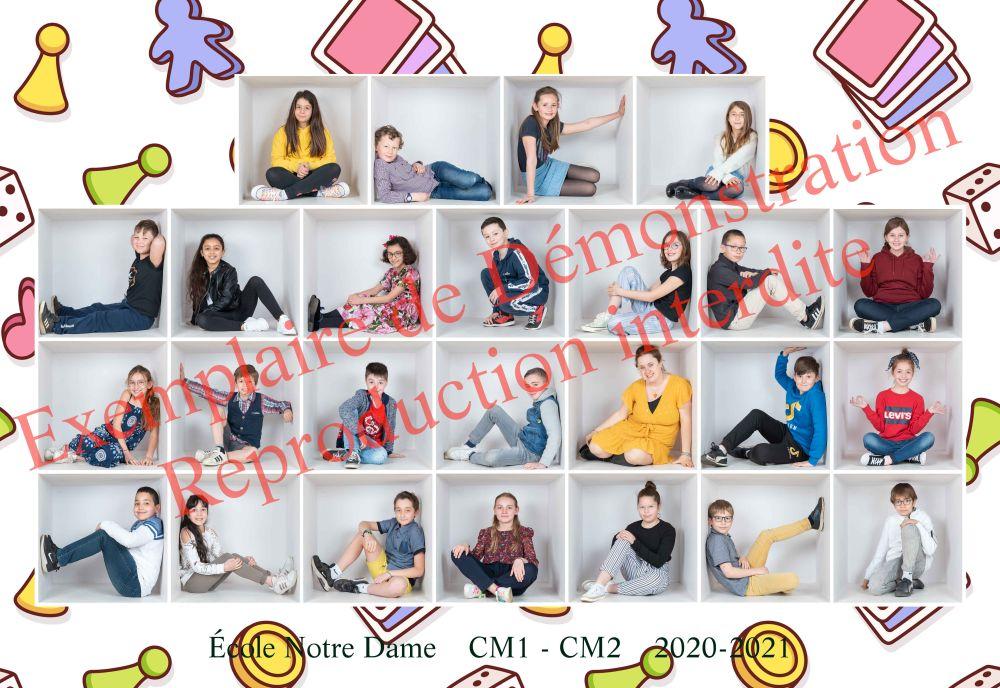 Les photos de classe 20-21 sont ici !
